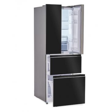 Хладилник с фризер Heinner HCFD-H320GBKE - Изображение 2