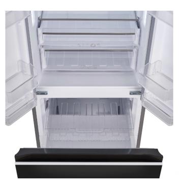 Хладилник с фризер Heinner HCFD-H320GBKE - Изображение 5