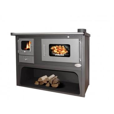 Готварска печка  Звезда класик макси - Изображение 1