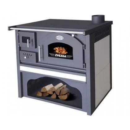 Готварска печка Звезда Класик ГФС Керамика - Изображение