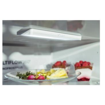 Хладилник с фризер Gorenje NRK6192AXL4 - Изображение 8