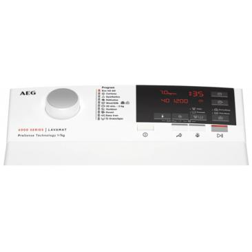 Пералня с горно зареждане AEG LTX6G271E - Изображение 2