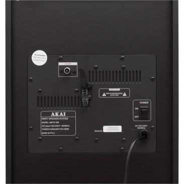 Аудио система AKAI ABTS-W5 - Изображение 1