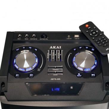 Аудио система AKAI ABTS-W5 - Изображение 2