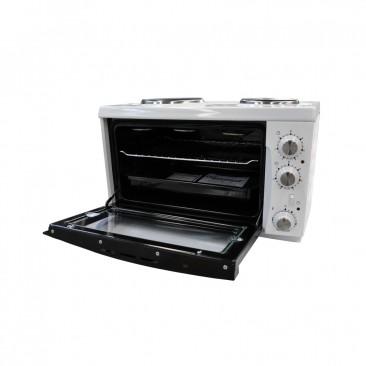 Малка готварска печка Diplomat NP-3332W - Изображение 2