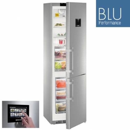 Хладилник с долен фризер Liebherr CBNPes 4858 - Изображение