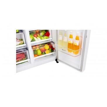 Хладилник с фризер LG GSL760SWXV - Изображение 7