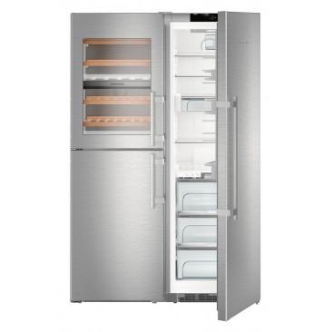 SidebySide Хладилник Liebherr SBSes 8496 PremiumPlus - Изображение 6