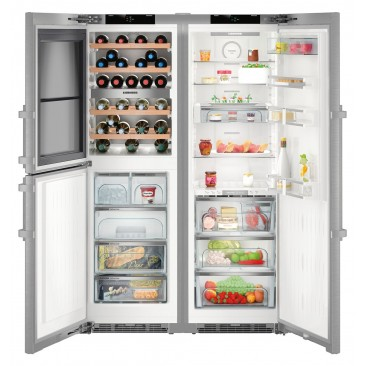 SidebySide Хладилник Liebherr SBSes 8496 PremiumPlus - Изображение 7