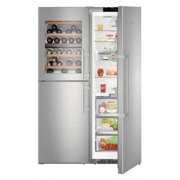 SidebySide Хладилник Liebherr SBSes 8496 PremiumPlus - Изображение 10