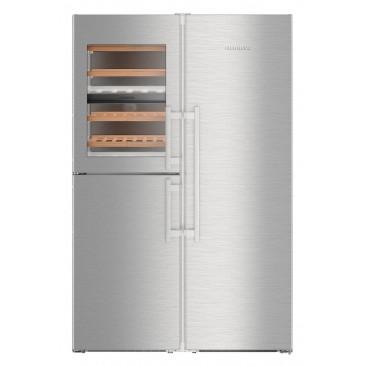 SidebySide Хладилник Liebherr SBSes 8496 PremiumPlus - Изображение 12