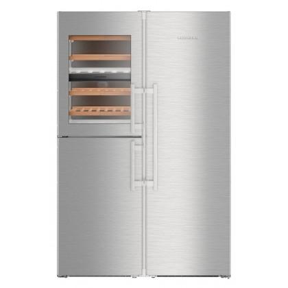 SidebySide Хладилник Liebherr SBSes 8496 PremiumPlus - Изображение