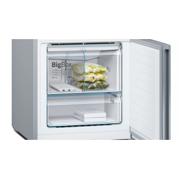 Хладилник с фризер Bosch KGN56XLEA - Изображение 4