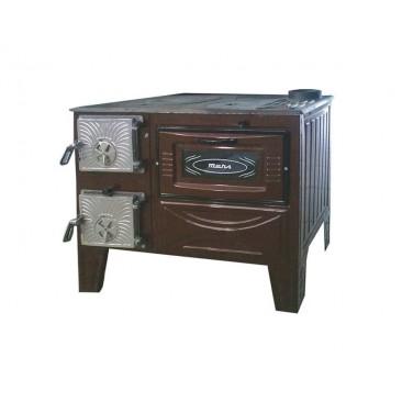 Готварска печка с една фурна ТК 203 - Изображение 1