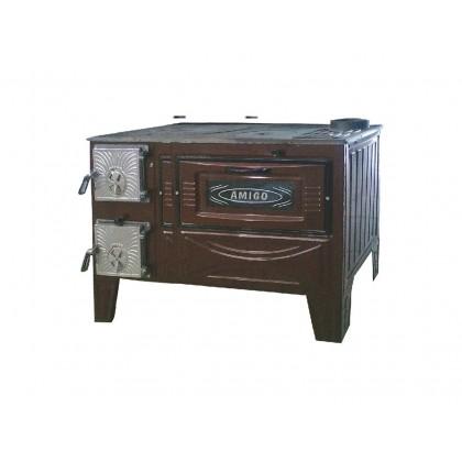 Готварска печка ТК 206 ГФ - Изображение