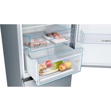 Хладилник с фризер Bosch KGN392IDA - Изображение 6
