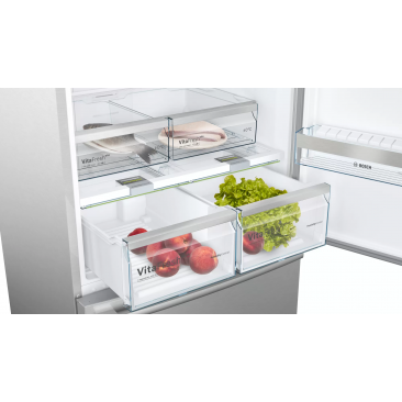 Хладилник с фризер Bosch KGB86AIFP - Изображение 6