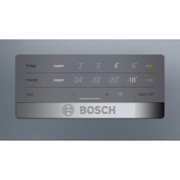 Хладилник с фризер Bosch KGN397LEP - Изображение 1