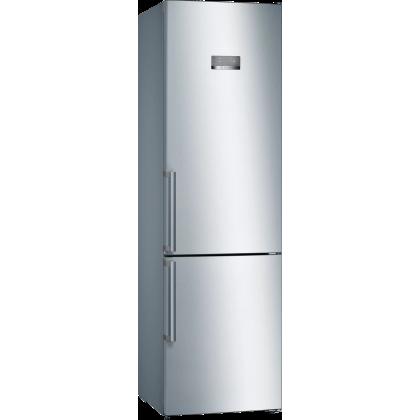 Хладилник с фризер Bosch KGN397LEP - Изображение