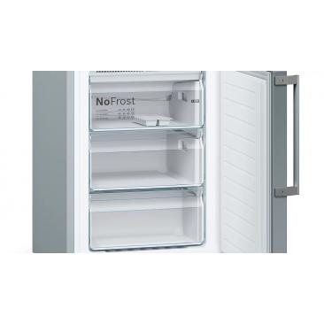 Хладилник с фризер Bosch KGN397LEP - Изображение 4