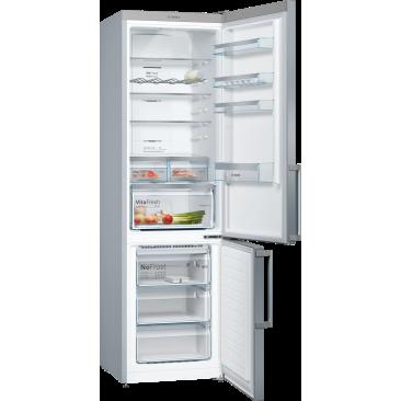 Хладилник с фризер Bosch KGN397LEP - Изображение 6