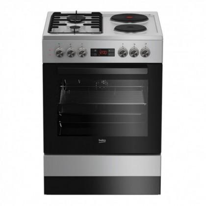 Готварска печка Beko FSE 64320 DS - Изображение