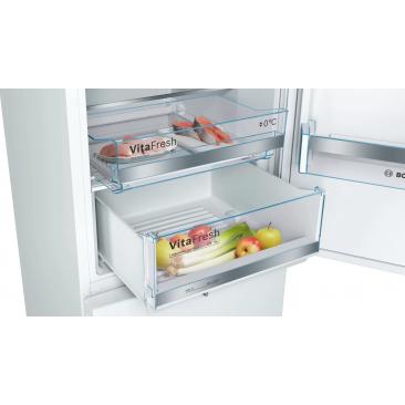 Хладилник с фризер Bosch KGE36AWCA - Изображение 4