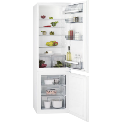 Хладилник с фризер AEG SCB618F3LS - Изображение