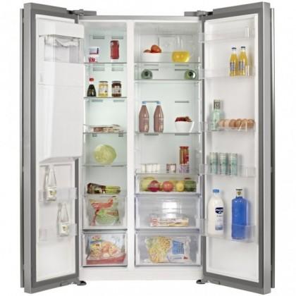 SidebySide Хладилник Teka NFE3 650 X - Изображение