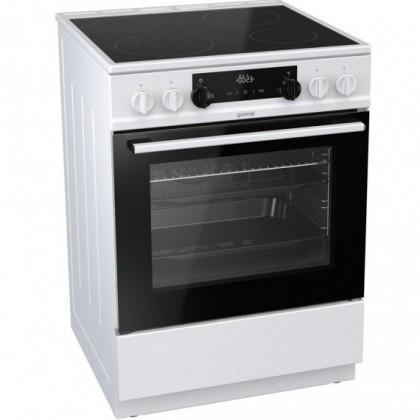 Стъклокерамична печка Gorenje EC6341WC - Изображение