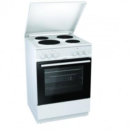 Готварска печка Gorenje E6141WB - Изображение
