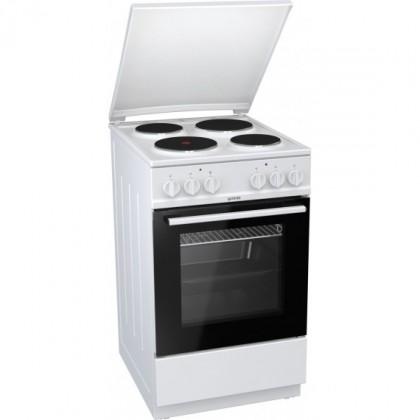 Електрическа печка Gorenje E5121WH - Изображение