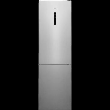 Хладилник с фризер AEG RCB736E5MX - Изображение 1