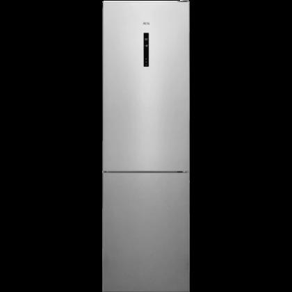 Хладилник с фризер AEG RCB736E5MX - Изображение