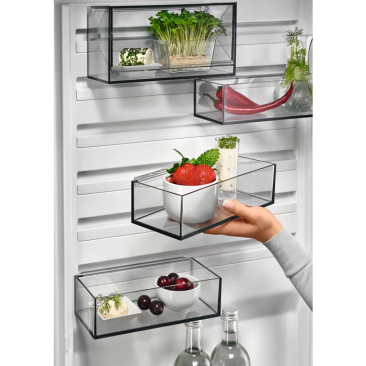 Хладилник с фризер AEG RCB736E5MX - Изображение 3