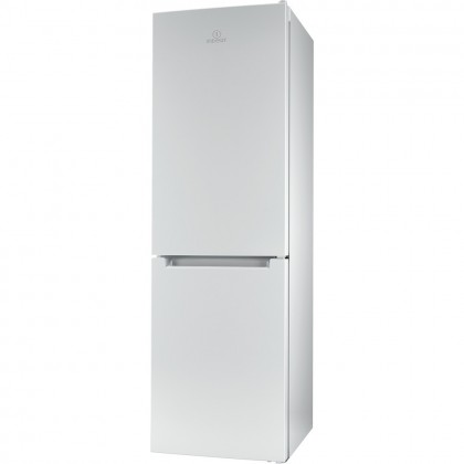 Хладилник с фризер Indesit LI8 S1E W F162787 - Изображение