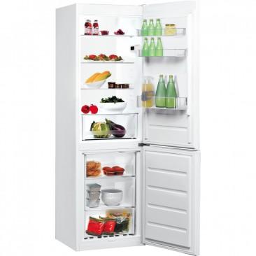 Хладилник с фризер Indesit LI8 S1E W F162787 - Изображение 3