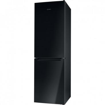 Хладилник с фризер Indesit LI8 S2E K F162825 - Изображение 1