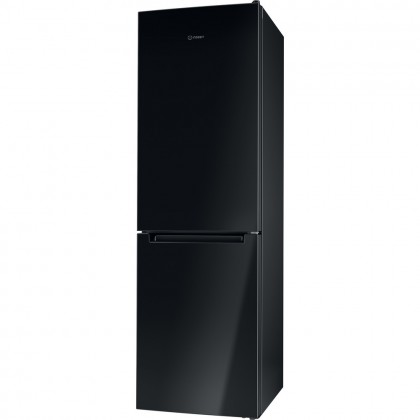 Хладилник с фризер Indesit LI8 S2E K F162825 - Изображение