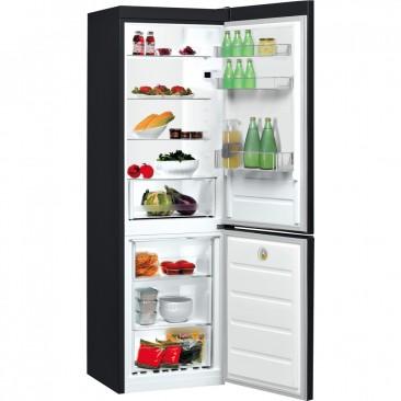 Хладилник с фризер Indesit LI8 S2E K F162825 - Изображение 2