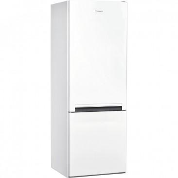 Хладилник с фризер Indesit LI6S1EW - Изображение 1