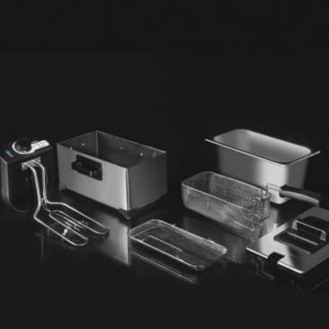 Фритюрник Cecotec CleanFry 3 L Full Inox - Изображение 4