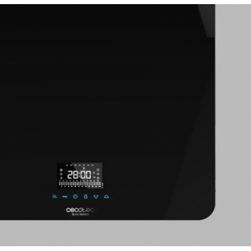 Отоплител за баня Cecotec Ready Warm 9890 Crystal Towel - Изображение 3