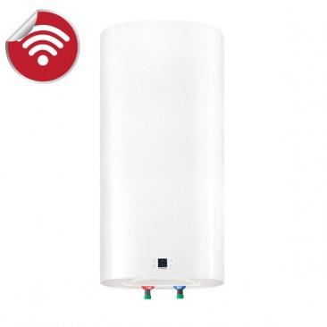 Електрически бойлер Tedan Smart Square WiFi BT 100л enamel 2kW - Изображение 1