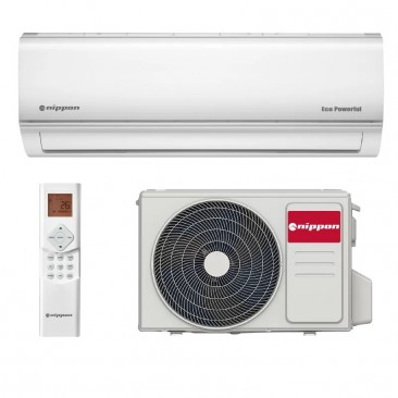Инверторен климатик Nippon KFR 09DCA ECO POWERFUL - Изображение 1