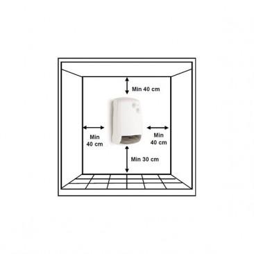 Електрически отоплител за баня Tedan SM 5000 - Изображение 4