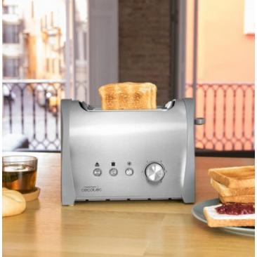 Тостер Cecotec Steel & Toast 2S - Изображение 2