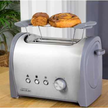 Тостер Cecotec Steel & Toast 2S - Изображение 3