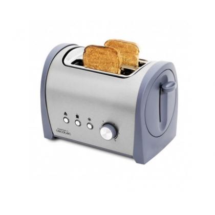 Тостер Cecotec Steel & Toast 2S - Изображение