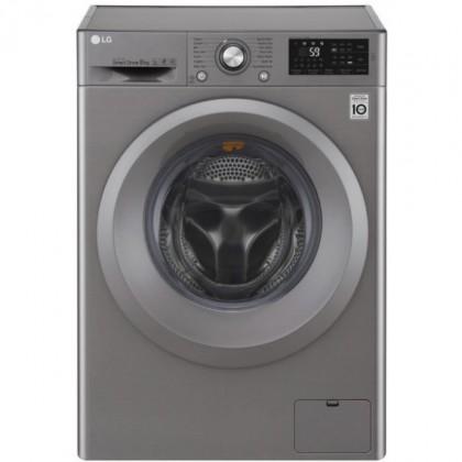 Пералня с предно зареждане LG F4J5QN7S - Изображение